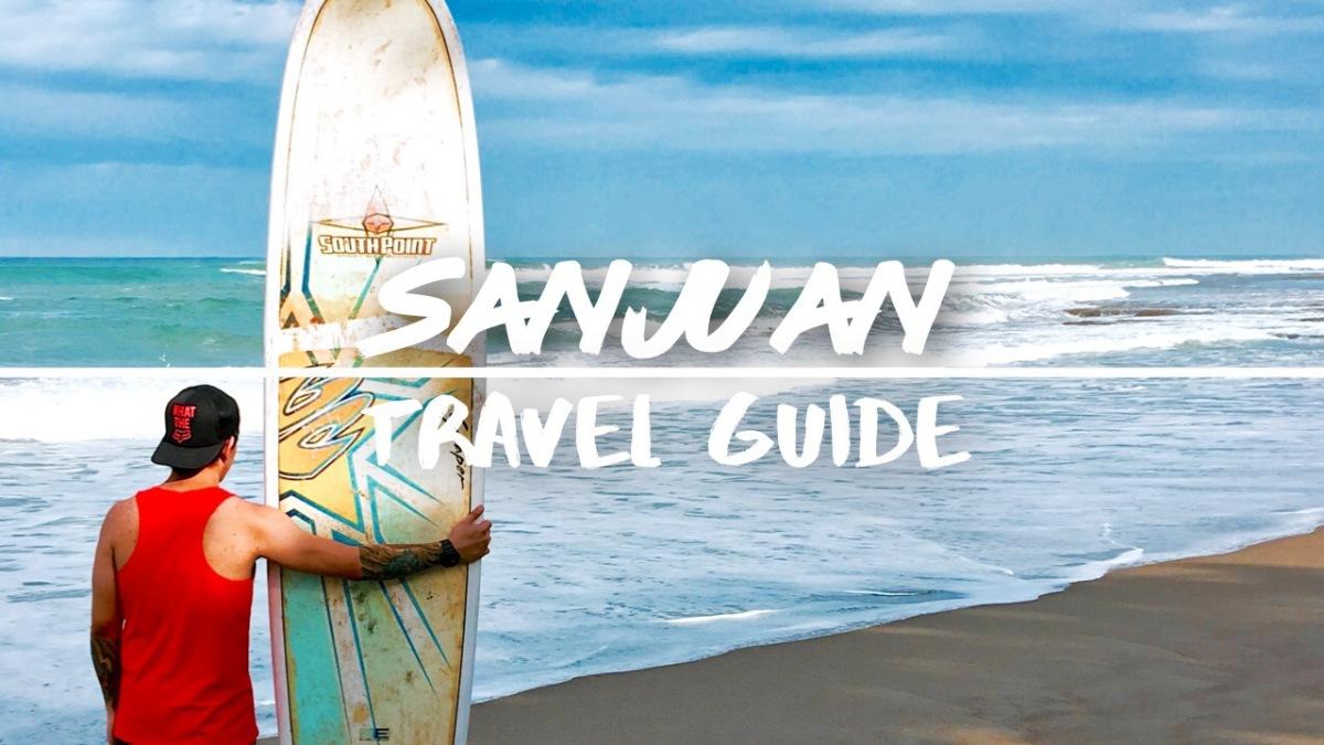 San Juan La Union Diy Travel Guide Backpacking Bayani